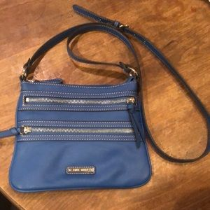 Nine West Blue Crossbody Purse
